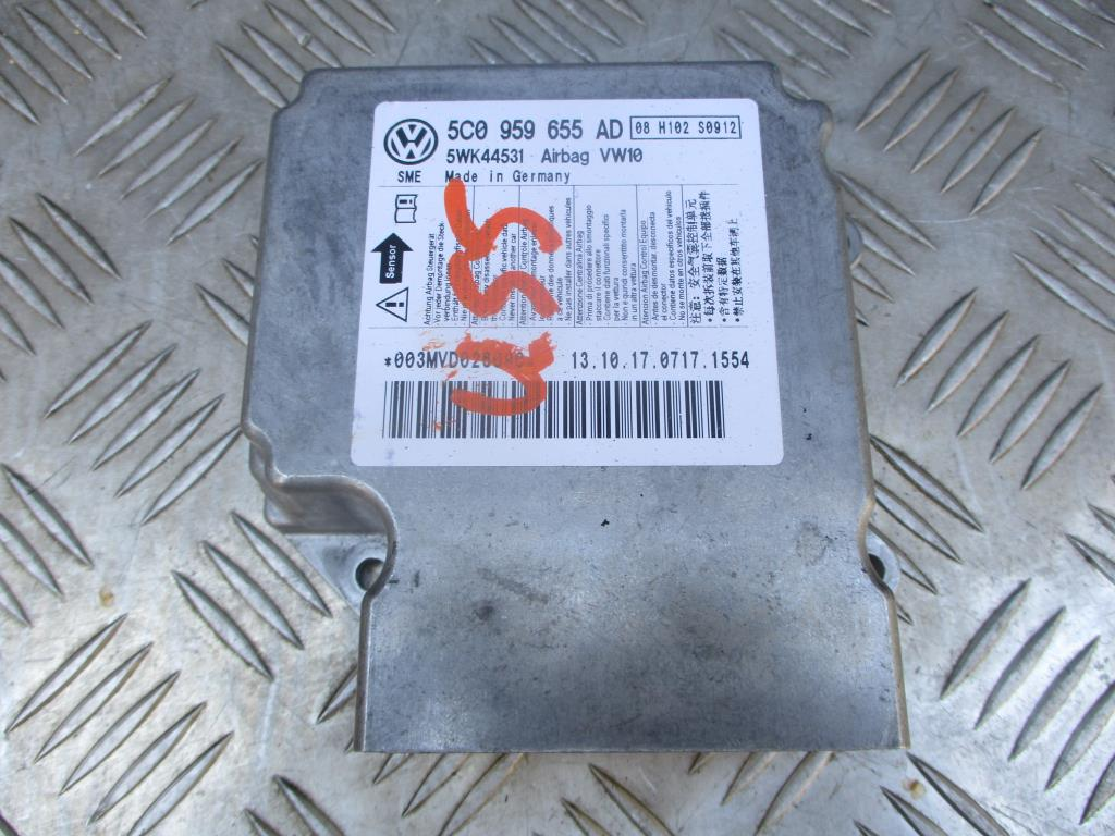 Купить Блок управления AIR BAG 5C0959655AD, 5C0959655AD0A8, 5WK44531